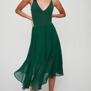 Wilfred Daphnee dress from Aritzia